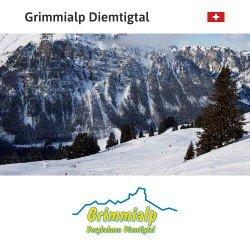 Grimmialp Diemtigtal