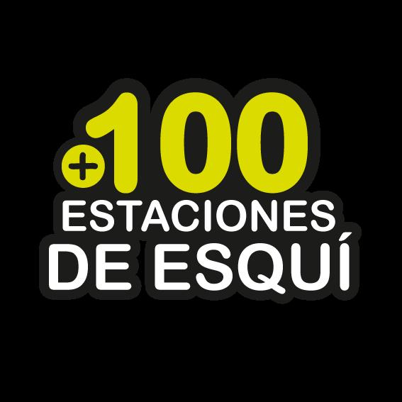 100estacionesdeesqui